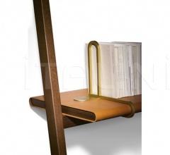 Итальянские стеллажи - Книжный стеллаж Ren фабрика Poltrona Frau