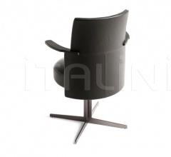 Итальянские кабинет - Кресло Jeff фабрика Poltrona Frau