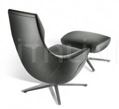 Кресло Jay Lounge фабрика Poltrona Frau