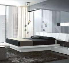 Кровать Slim фабрика MisuraEmme