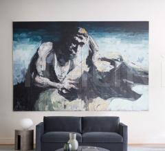 Модульный диван BELMON фабрика Meridiani