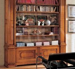 Книжный стеллаж B09030 фабрика Casa Nobile