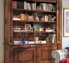 Книжный стеллаж B09031 фабрика Casa Nobile