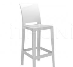 Итальянские рестораны/бары - Барный стул One More Please фабрика Kartell