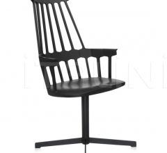 Кресло Comback фабрика Kartell