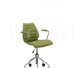 Итальянские кресла офисные - Кресло Maui Soft фабрика Kartell