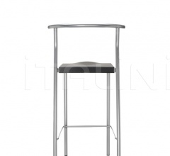 Итальянские рестораны/бары - Барный стул Hi Glob фабрика Kartell