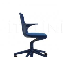 Итальянские кабинет - Кресло Spoon Chair фабрика Kartell