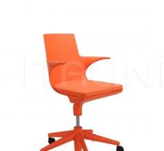 Итальянские кресла офисные - Кресло Spoon Chair фабрика Kartell