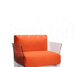 Кресло Pop Cotton & Trevira фабрика Kartell