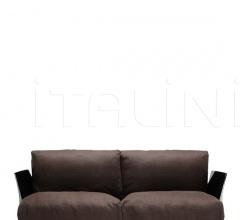 Двухместный диван Pop Linen фабрика Kartell