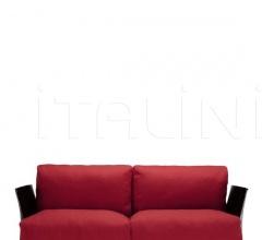 Двухместный диван Pop Cotton & Trevira фабрика Kartell