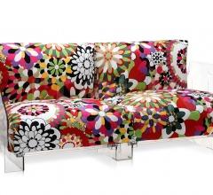 Двухместный диван Pop Missoni фабрика Kartell