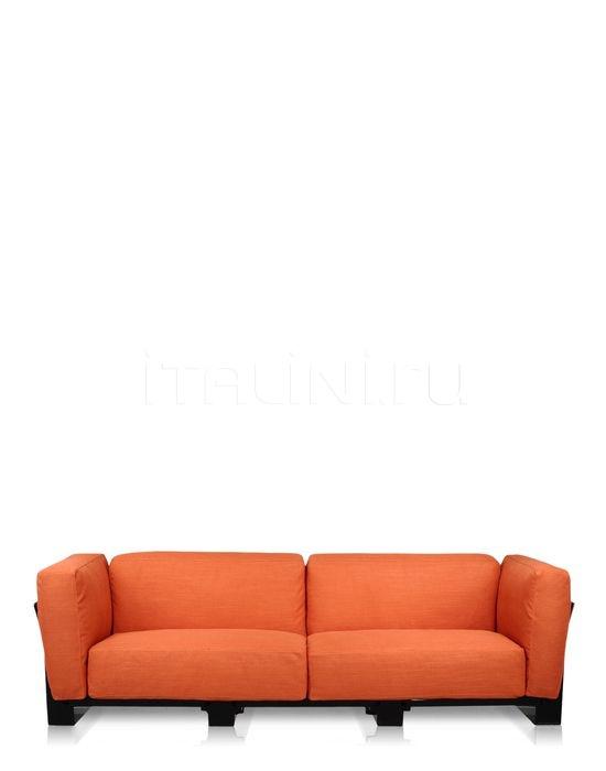 Двухместный диван Pop Duo Kartell