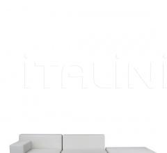Итальянские диваны - Модульный диван Plastics фабрика Kartell