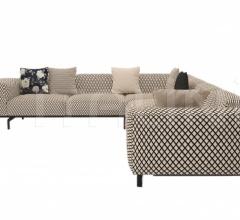 Модульный диван Largo фабрика Kartell