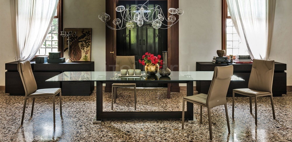 Стол обеденный Monaco Cattelan Italia
