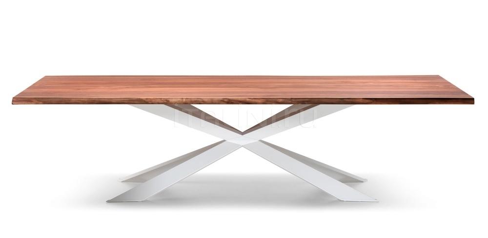 Стол обеденный Spyder Wood Cattelan Italia