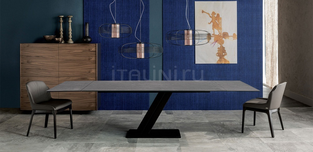 Раздвижной стол Zeus Keramik Drive Cattelan Italia