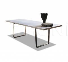 Стол обеденный 9400 Ribbon фабрика Vibieffe