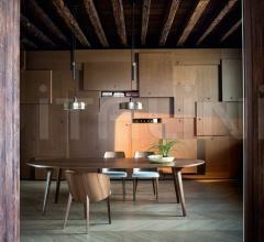 Стол обеденный Ademar 3171 фабрика Bross Italia