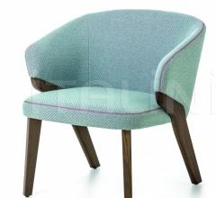 Кресло Nora Lounge фабрика Bross Italia