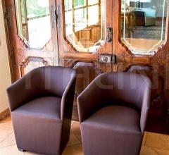 Кресло Nest 1606 фабрика Bross Italia