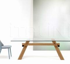 Стол обеденный Piana 2878 фабрика Bross Italia