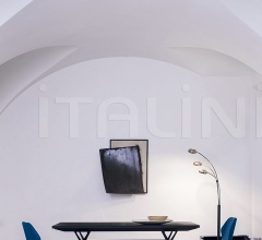 Раздвижной стол Epsilon фабрика Bross Italia