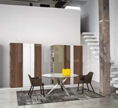 Стол обеденный Tetris 3280 фабрика Bross Italia
