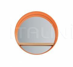 Настенное зеркало OBLO фабрика Discipline