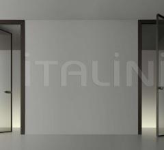 Итальянские двери - Дверь Zen, Zen frame фабрика Rimadesio