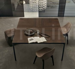 Стол обеденный Flat фабрика Rimadesio