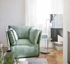 Кресло Smuk фабрика Novamobili