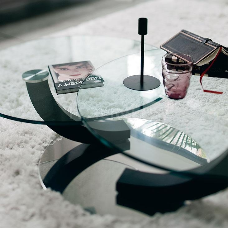 Журнальный столик Cobra inox Cattelan Italia