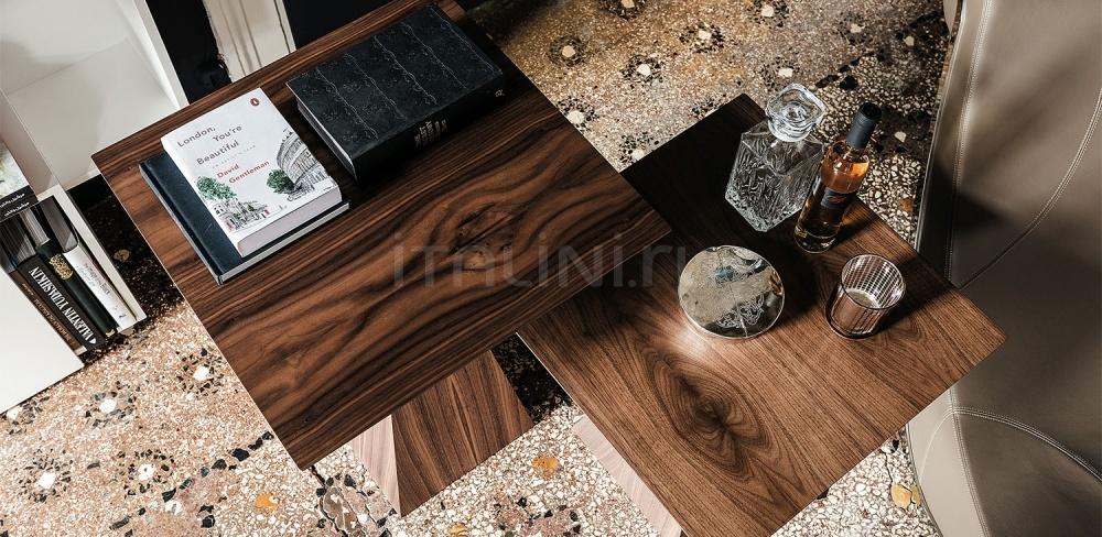 Журнальный столик Theo Cattelan Italia