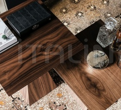 Журнальный столик Theo фабрика Cattelan Italia