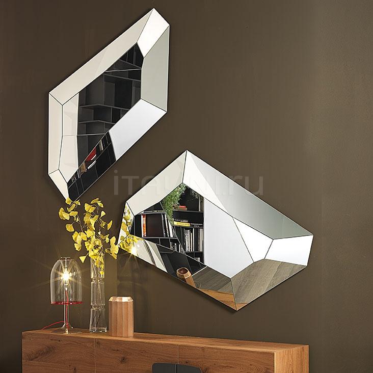 Настенное зеркало Diamond Cattelan Italia