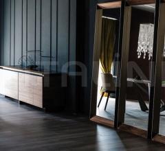 Настенное зеркало Excalibur фабрика Cattelan Italia