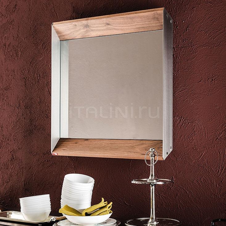 Настенное зеркало Excalibur Cattelan Italia
