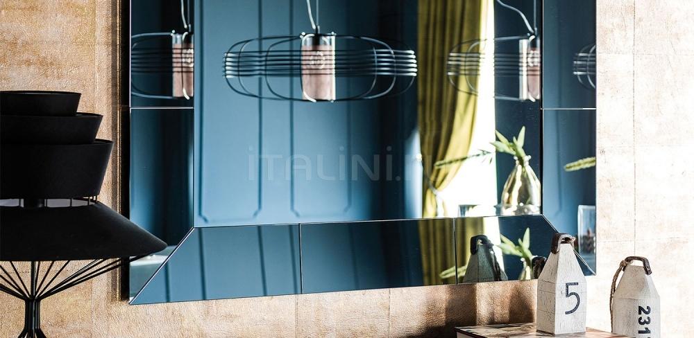 Настенное зеркало Regal Cattelan Italia