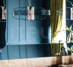 Настенное зеркало Regal фабрика Cattelan Italia