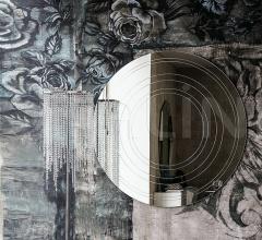 Настенное зеркало Ring фабрика Cattelan Italia