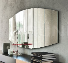 Настенное зеркало Stripes фабрика Cattelan Italia