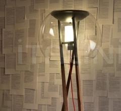 Итальянские напольные светильники - Напольная лампа Compass фабрика Cattelan Italia