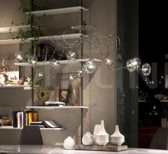 Подвесная лампа Oktopus фабрика Cattelan Italia