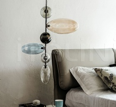 Итальянские подвесные светильники - Подвесная лампа Topaz фабрика Cattelan Italia