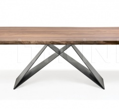 Стол обеденный Premier Wood фабрика Cattelan Italia