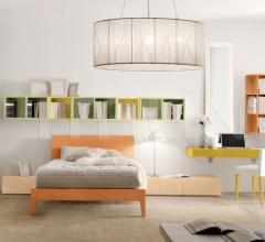 Детская кровать Smile фабрика Benedetti Mobili