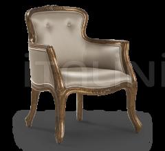 Итальянские стулья, кресла - Кресло GEORGINA 60-0434 фабрика Christopher Guy